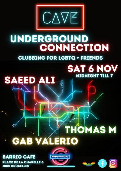Cave - Underground Connection