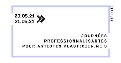 STARTERS - Ateliers professionnalisants pour artistes