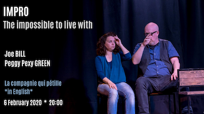 Impro in English : The impossible to live with