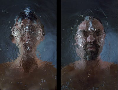 "Bill Viola, ""Purification"" (2005) 