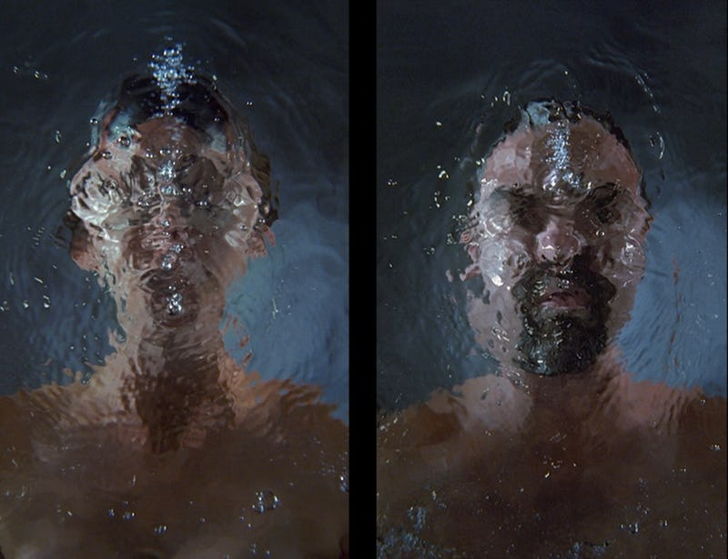 "Bill Viola | Purification Bill Viola, ""Purification"" (2005) 