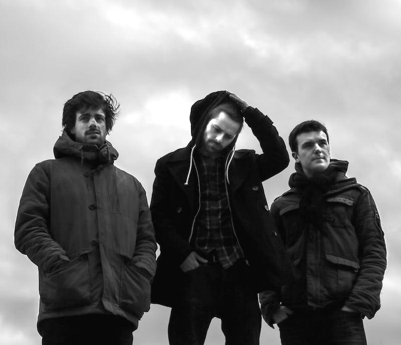 Musiques au parc Jérémy Dumont trio