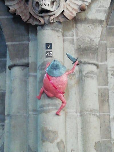 Bruegel. La grande évasion.