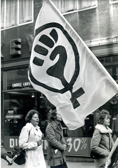 Libérer les femmes, changer le monde. Le féminisme des années 70 en Belgique