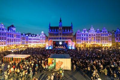 Brussels Jazz Weekend