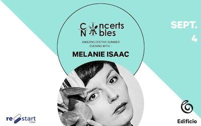 Les Concerts Nobles – Mélanie Isaac & J&M Catering