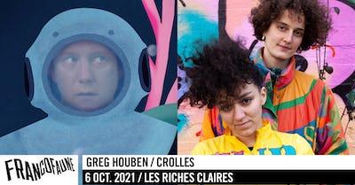 Greg Houben • Crolles   FrancoFaune 2021