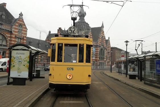 Brussels Tourist Tramway