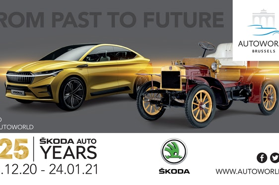 ŠKODA 125 Years - From past to future