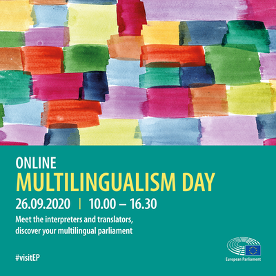 Journée du multilinguisme 2020 en ligne
