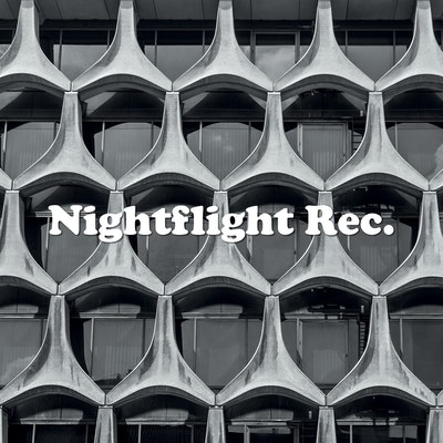 Nightflight Records Label Night