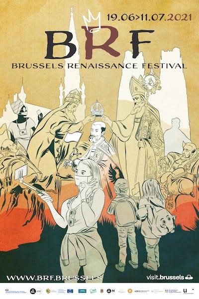 Brussels Renaissance Festival