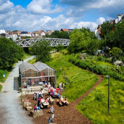 Discover Sustainable Brussels