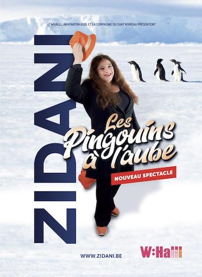 """Zidani """"Les pingouins à l'aube"""""""