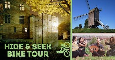 Hide & Seek Bike Tour: Serenade Ensemble (Tur/Gr) | Griff Trio (BE) | Oscar Beerten (BE)