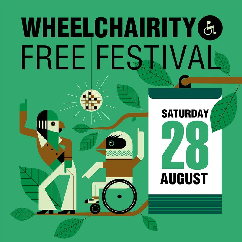 Wheelchairity Festival