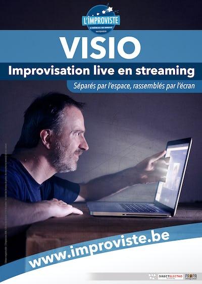 Visio - Live en streaming