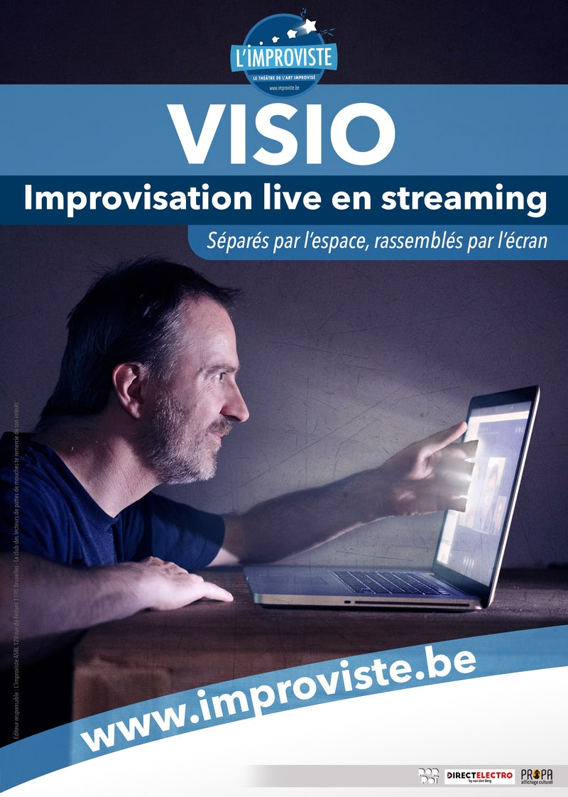 Visio - Live en streaming