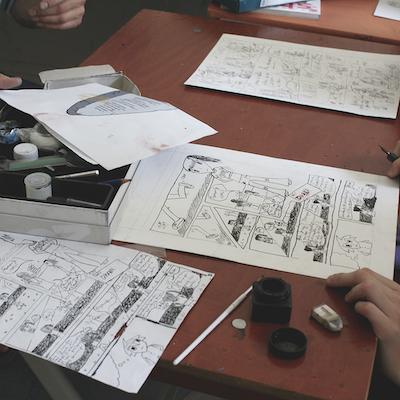 Bande dessinée et illustration