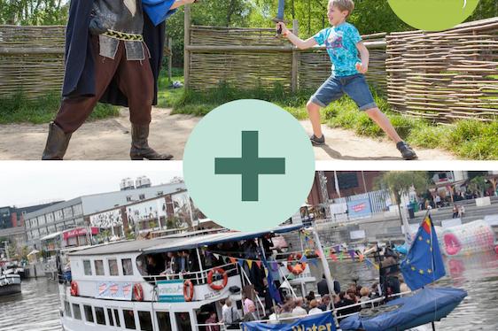 Betovering + Waterbus (in het kader van het Breathe with Brussels Festival)