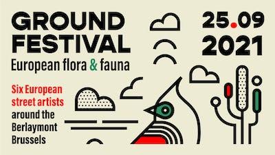 Ground Festival 2021 - Street art