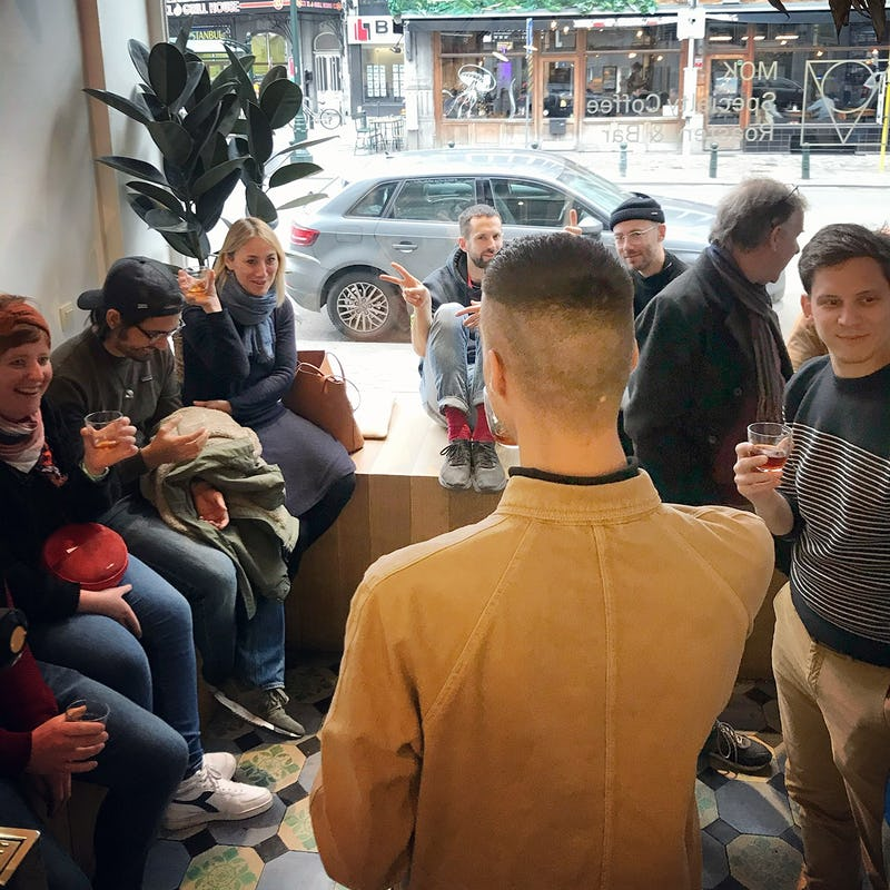Coffee Tour avec un expert - DWNTWN Kanal