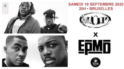 M.O.P X EPMD I Bruxelles