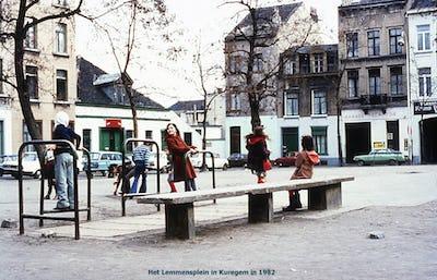 50 jaar Bruksel: Beelden uit Kuregem