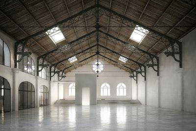 © La Patinoire Royale - galerie Valérie Bach. photo : Tanguy Aumont - Airstudio