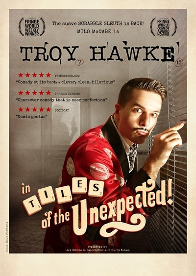 Troy Hawke - Tiles of the Unexpected