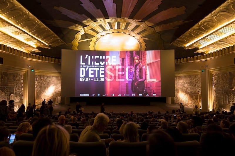 L'heure d'été Berlin / In & Outdoor Film Festival