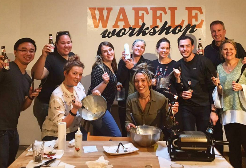 Brussels Waffle Workshop www.waffleworkshop.com