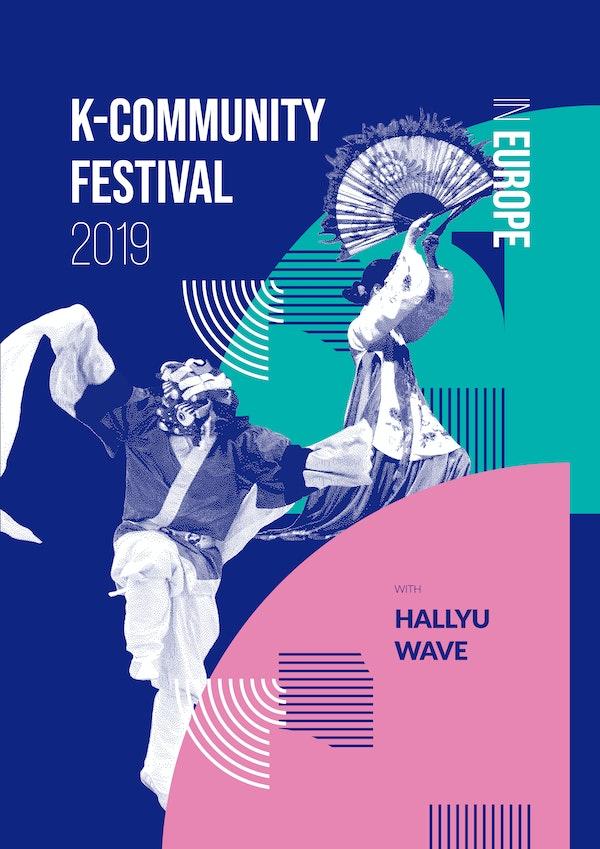 2019 K-Community Festival in Europe with Hallyu Wave