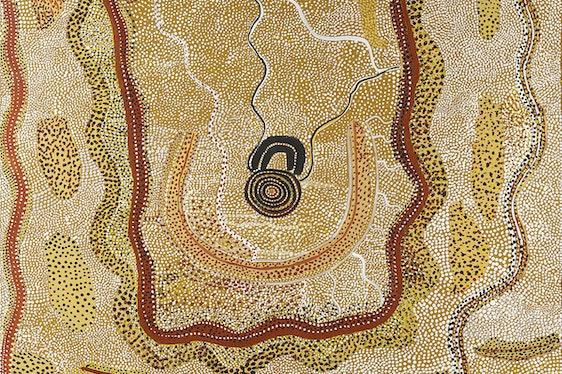 Le Serpent arc-en-ciel et la Fourmi à miel
