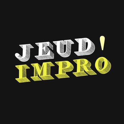"Jeud'Impro joue ""De Long En Large"""