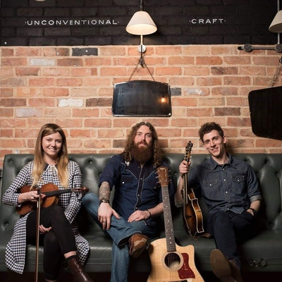 The Shackleton Folk Trio
