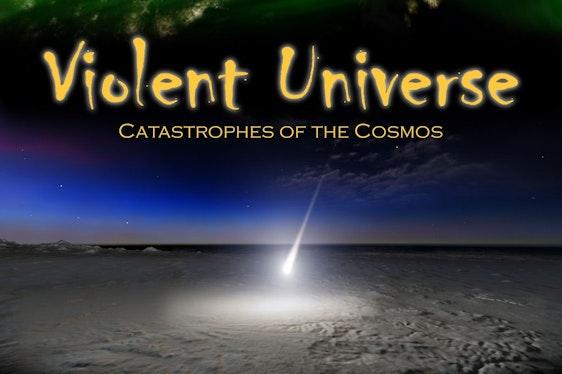 Fureurs dans l'Univers