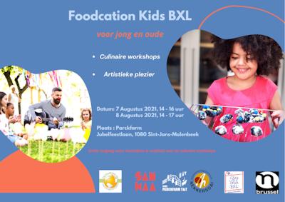 Foodcation kids BXL