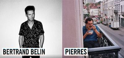 Bertrand Belin + Pierres |  FrancoFaune 2019
