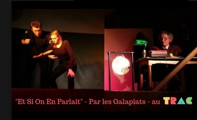 Et Si On En Parlait - Spectacle d'improvisation