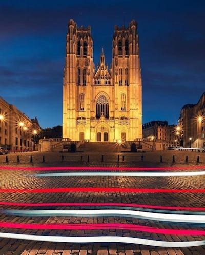 Les tours de la cathédrale