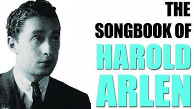 The songbook of Harold Arlen