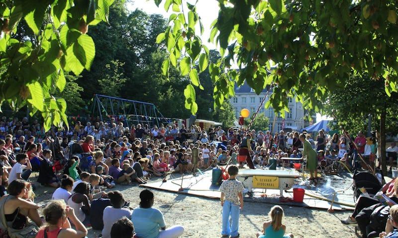 Festival Théâtres Nomades