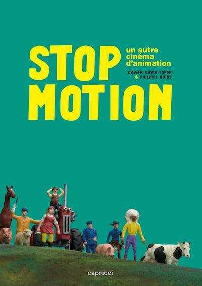 Stop Motion, un autre cinéma d'animation
