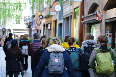Discover Sustainable Brussels walking tour