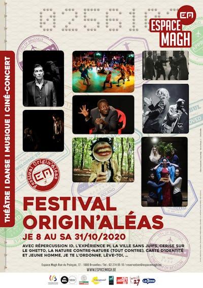 Festival Origin'Aléas