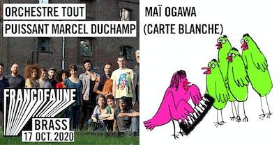Orchestre tout puissant Marcel Duchamp • Maï Ogawa l FrancoFaune