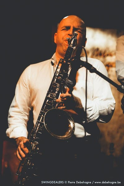 Vince Mardens Quartet