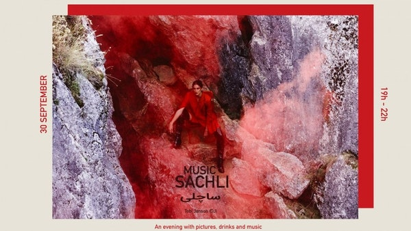 Opening Francis Vanhee's photo exhibition + live music by Sachli