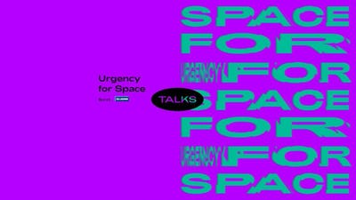 KU Leuven x Horst Talks: Urgency for Space